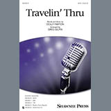 Greg Gilpin Travelin' Thru cover kunst