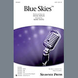 Blue Skies (arr. Mark Hayes) - Choir Instrumental Pak
