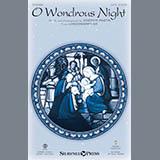 O Wondrous Night - Choir Instrumental Pak Noter