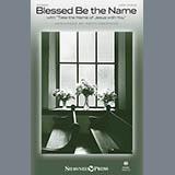 Patti Drennan Blessed Be The Name l'art de couverture