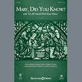 Mary, Did You Know? (with Let All Mortal Flesh Keep Silence) - Choir Instrumental Pak
