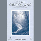 Patti Drennan Let All Creation Sing - Handbells cover art