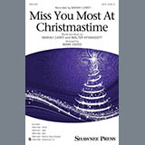 Miss You Most At Christmas Time - Choir Instrumental Pak