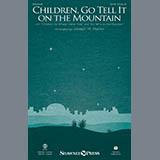 Children, Go Tell It on the Mountain - Choir Instrumental Pak Noter