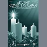 Advent Coventry Carol - Choir Instrumental Pak