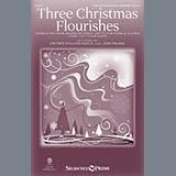 Three Christmas Flourishes - Choir Instrumental Pak
