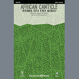 African Canticle - Choir Instrumental Pak