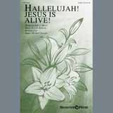 James Michael Stevens Hallelujah! Jesus Is Alive! cover art