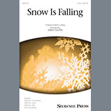 Greg Gilpin Snow Is Falling cover art