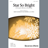 Mary Donnelly and George L.O. Strid Star So Bright (A Song For Winter Or Christmas) cover art