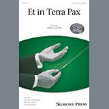 Greg Gilpin Et In Terra Pax l'art de couverture