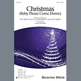 Christmas (Baby, Please Come Home) - Choir Instrumental Pak
