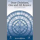 Dear Christians, One And All, Rejoice - Choir Instrumental Pak