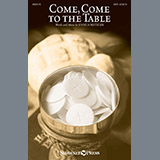 Joshua Metzger Come, Come to the Table cover art
