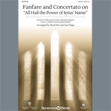 Fanfare And Concertato on All Hail the Power of Jesus Name - Choir Instrumental Pak
