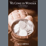 Michael E. Showalter We Come In Wonder (arr. Jon Paige) arte de la cubierta