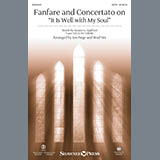 Fanfare And Concertato On It Is Well With My Soul (arr. Jon Paige & Brad Nix)