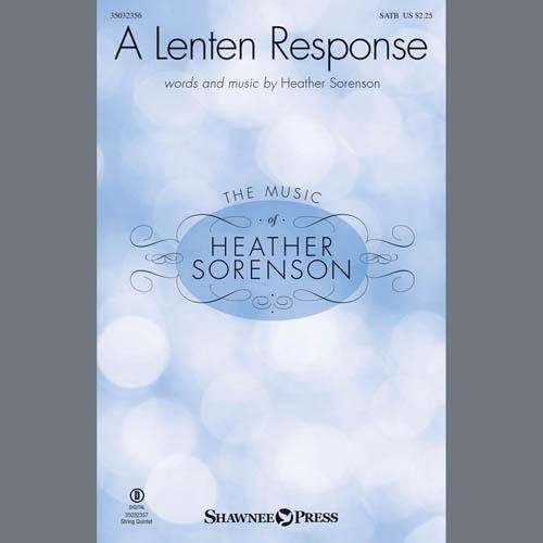 A Lenten Response