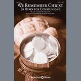Robert Sterling We Remember Christ cover art