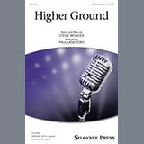 Stevie Wonder - Higher Ground (arr. Paul Langford)