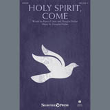 Partition chorale Holy Spirit, Come de Douglas Nolan - SAB