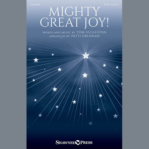 Mighty Great Joy! (arr. Patti Drennan)