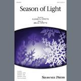 Partition chorale Season Of Light de Bruce Tippette & Elizabeth Tippette - SATB