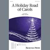 A Holiday Road Of Carols (arr. Greg Gilpin) (Medley) Digitale Noter