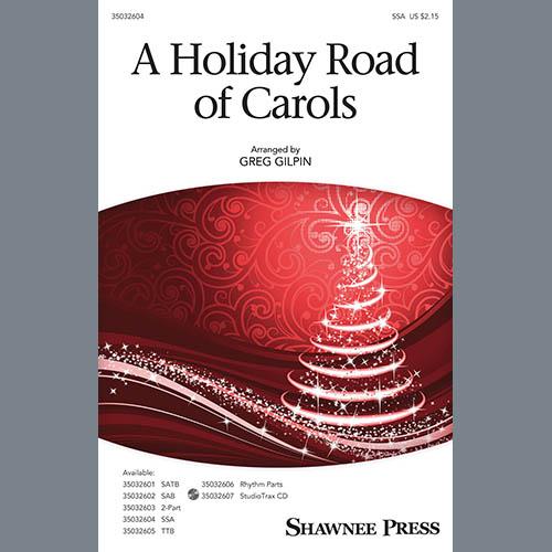 A Holiday Road of Carols