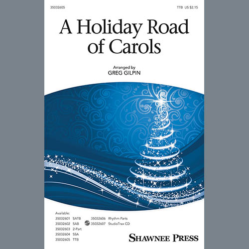 A Holiday Road of Carols