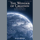 Jon Paige and Patricia Mock The Wonder Of Creation (arr. Patti Drennan) arte de la cubierta