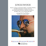 Jungle Boogie - Marching Band