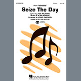 Alan Menken Seize The Day (from Newsies) (arr. Roger Emerson) cover art