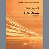 Stephen Bulla Hoe Down - Violin 3 (Viola Treble Clef) cover art