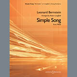 A Simple Song (from Mass) - Orchestra Sheet Music