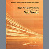 Robert Longfield Sea Songs - Violin 2 cover kunst
