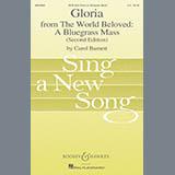 Carol Barnett Gloria (from The World Beloved: A Bluegrass Mass) cover art