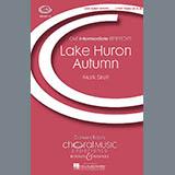 Mark Sirett - Lake Huron Autumn
