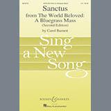 Carol Barnett Sanctus (from The World Beloved: A Bluegrass Mass) - Acoustic Guitar cover art
