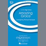 Michael Hanawalt Amazing Grace cover art