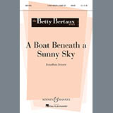 A Boat Beneath A Sunny Sky Noder