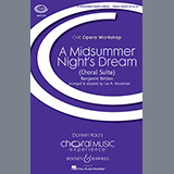 A Midsummer Nights Dream - A Choral Suite