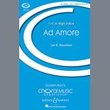 Lee Kesselman Ad Amore cover art
