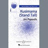 Jim Papoulis Kusimama (Stand Tall) arte de la cubierta