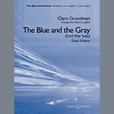 Robert Longfield The Blue And The Gray (Young Band Edition) - Conductor Score (Full Score) cover art