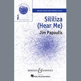 Jim Papoulis Sililiza (Hear Me) l'art de couverture