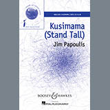 Jim Papoulis Kusimama (Stand Tall) cover kunst