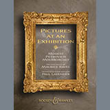 Paul Lavender Pictures at an Exhibition - Bb Trumpet Parts - Digital Only arte de la cubierta