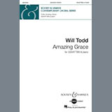 Will Todd Amazing Grace cover art