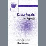 Jim Papoulis Kuwa Furaha cover kunst